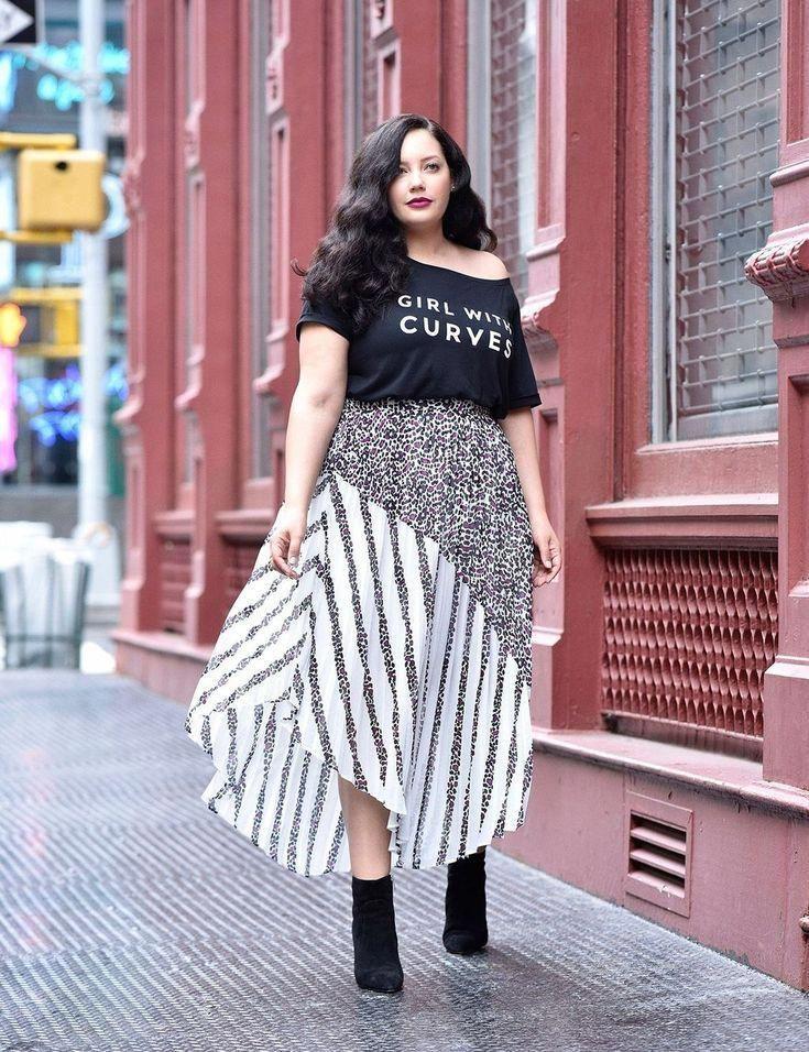Mode für den Sommer in Übergrößen Pic # 00 #plussizefashionforsummer – groß… – Mode für mollige Frauen
