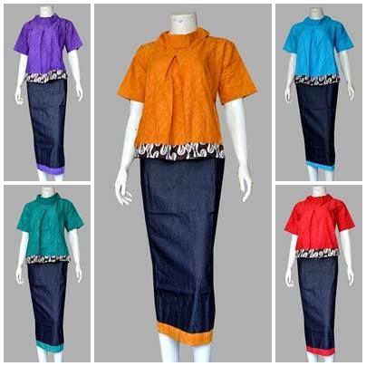 Toko Batik Online Model Baju Batik Setelan Wanita Terbaru D1932 Call Order : 085-959-844-222, 087-835-218-426 Pin BB 2BB291FD, 541DDA2C   Model Baju Batik Setelan Wanita Terbaru D1932 Harga Rp.165.000.- Bahan :Katun Emboss mix Softjeans Ukuran size Wanita M L XL