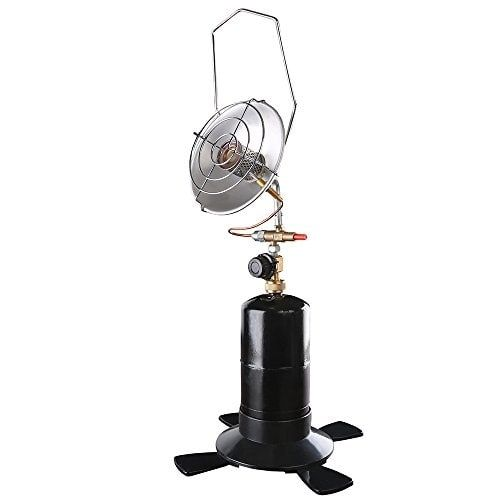 Stansport Portable Outdoor Infrared Propane Heater