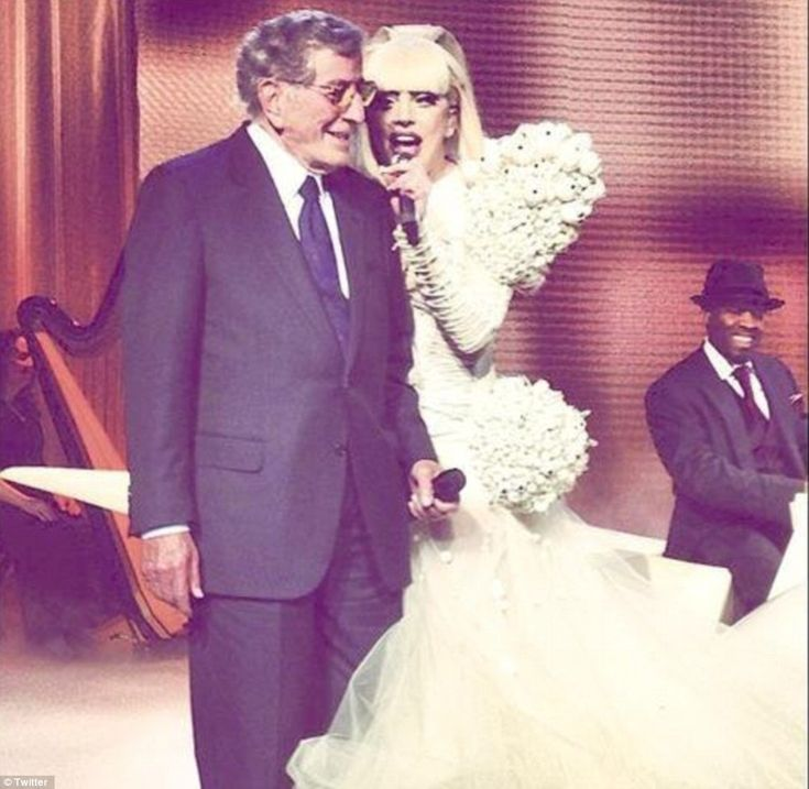 lady gaga with tony bennett - Google Search