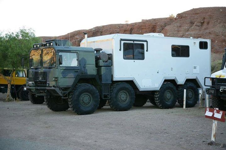 heavy weight 4x4 camper les camping cars tout terrain v hicules camping car et voiture. Black Bedroom Furniture Sets. Home Design Ideas