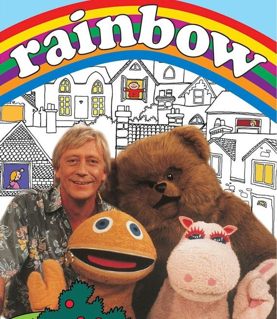 Rainbow. Used to watch it when I came home from school at lunch time.