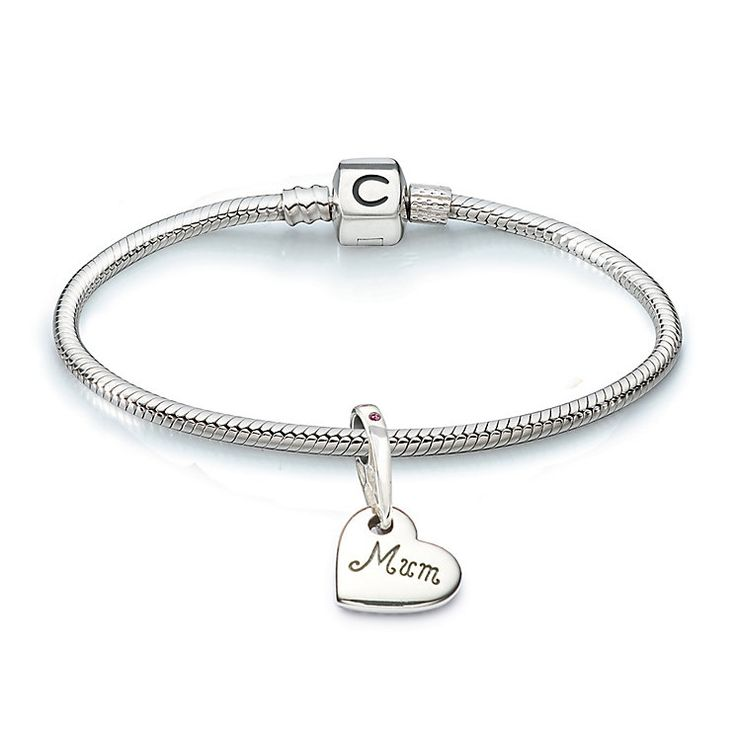Chamilia Bracelet & Mum Bead Set - Product number 2959224