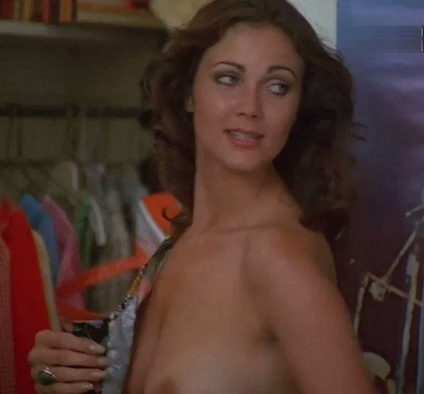 Lynda carter sex tape