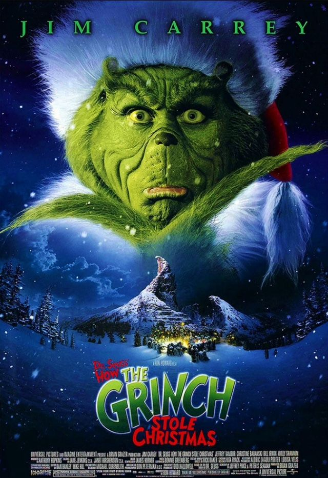 O Grinch Kids Christmas Movies Christmas Movies Grinch Stole Christmas