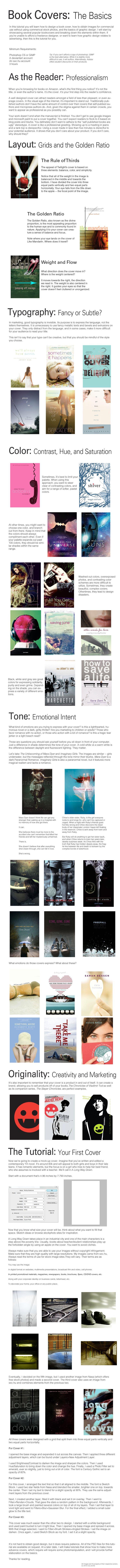 Book Cover Design Basics