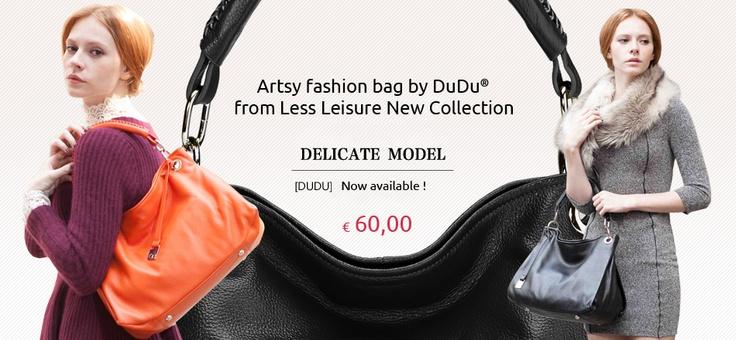 Borse in vera pelle Less Leisure by DuDu on Dudubags.net