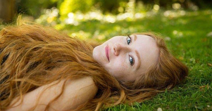 Η ιδιαίτερη ομορφιά των γυναικών με φυσικά κόκκινα μαλλιά