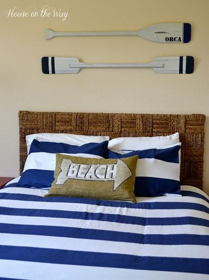 Create a Beach Theme Bedroom