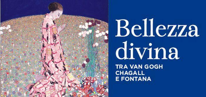 manifesto Bellezza divina con Felice #Casorati