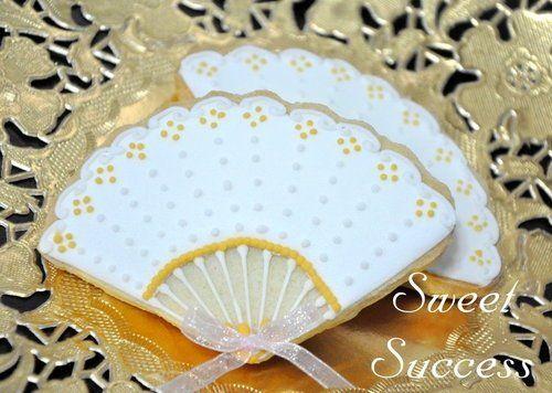 Fan Sugar Cookies 1