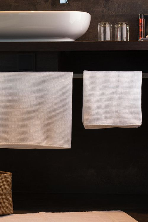 Prosop Constance 50x100 towels by jassz din 100% bumbac (pieptănat) #prosoape #personalizate #hotel #promotionale