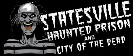 Statesville Haunted Prison!