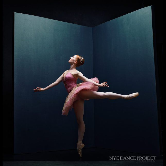 © NYC Dance Project (Deborah Ory and Ken Browar).  Gillian Murphy, American Ballet Theatre