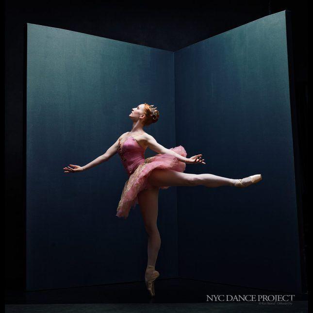 © NYC Dance Project (Deborah Ory and Ken Browar).  Gillian Murphy, American Ballet Theatre