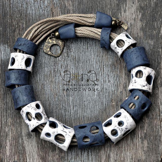 Anna Krichevskaya's Tube Beads