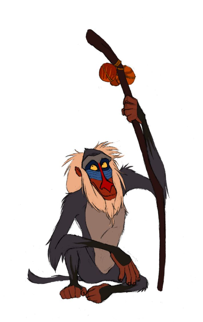 *RAFIKI ~ The Lion King, 1994 | The Lion King | Pinterest ... Lion King Rafiki
