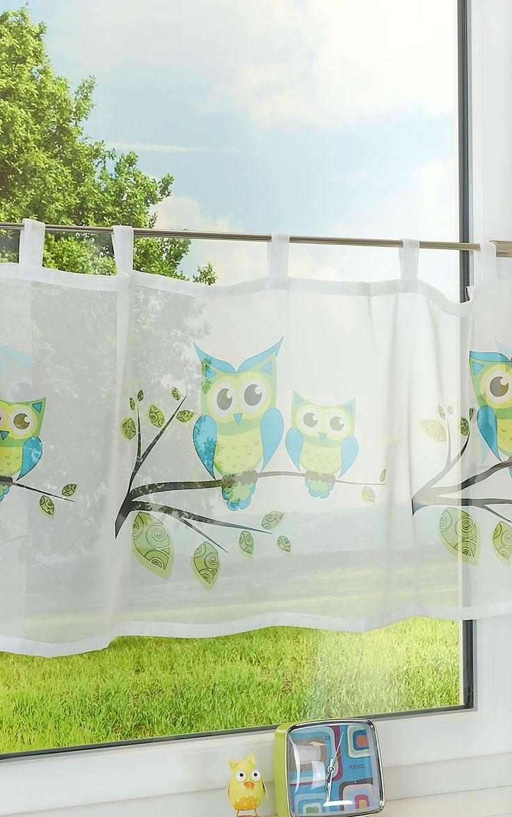 44 besten gardinen bilder auf pinterest gardinen hoch for Kinder scheibengardinen
