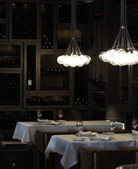 General lighting | Suspended lights | Ilde | B.LUX | David Abad. Check it out on Architonic