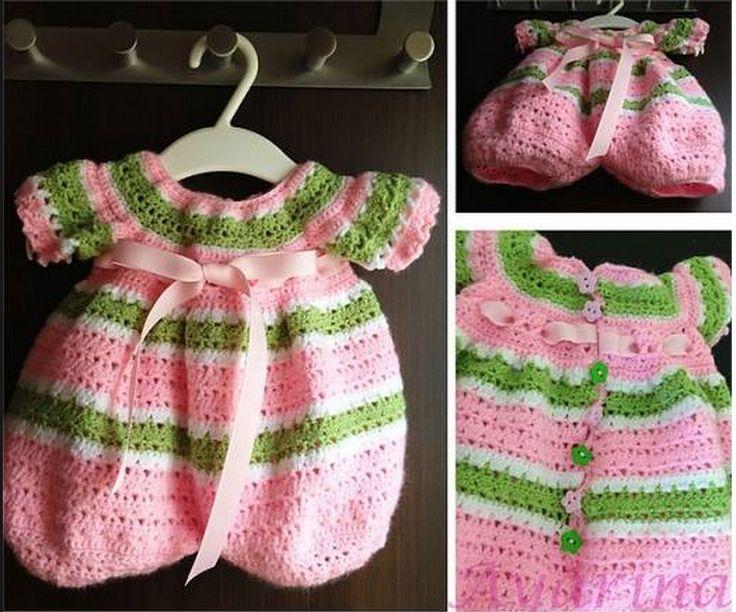 pink romper free pattern