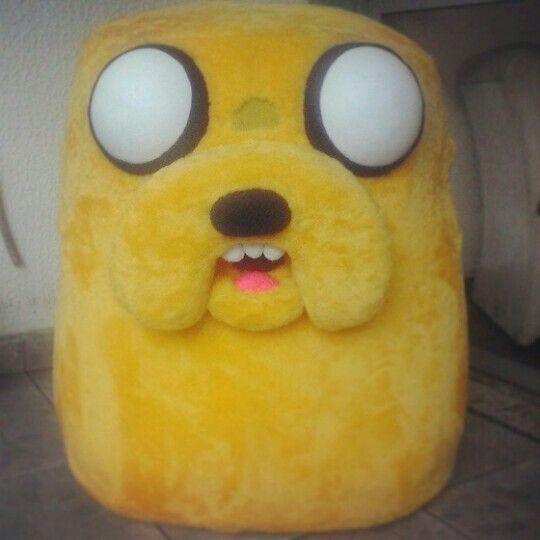 Ta quase pronto!!  #HoraDaAventura #JakeTheDog #AdventureTime #JakeOCao #personagemVivo #personagensVivo #bonecoVivo #BonecosVivo #mascote #mascot #MdteStudio #Klenquen