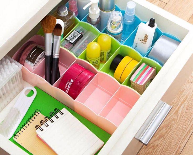 10pcs Underwear Storage Box for Tie Bra Socks Drawer Cosmetic Divider Storage Box Organizer Case Desk Drawer Dividers  http://playertronics.com/products/10pcs-underwear-storage-box-for-tie-bra-socks-drawer-cosmetic-divider-storage-box-organizer-case-desk-drawer-dividers/