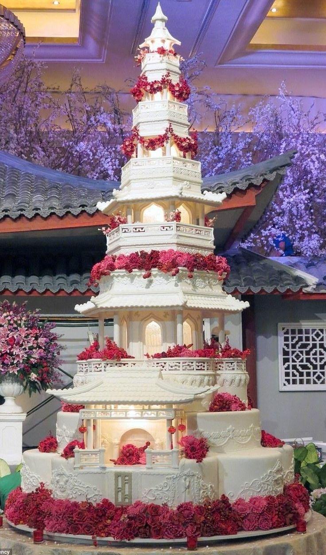 Beautiful and Perfect cake...!!!