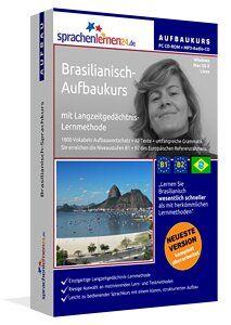 Brasilianisch lernen - Bereiten Sie sich mit dem Brasilianisch-Aufbaukurs auf eine fließende Verständigung vor!