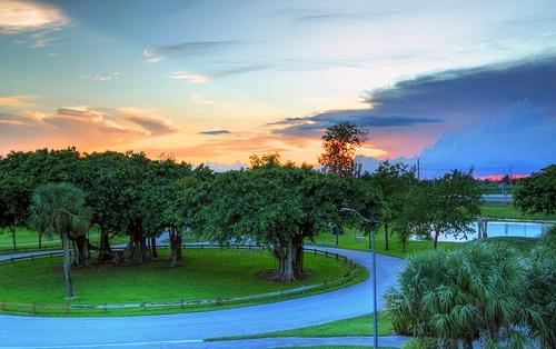 Dreher Park in West Palm Beach, FL