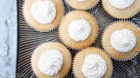 Domer Home: Snickerdoodle Cupcakes Teil 2
