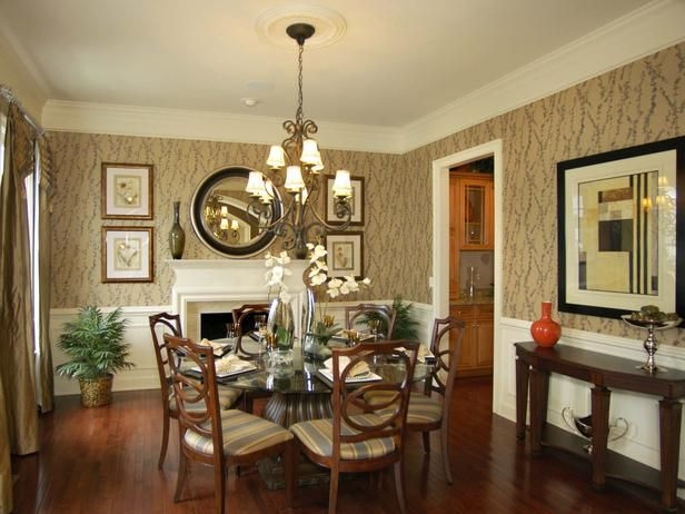 136 best ~.elegant dining rooms.~ images on pinterest
