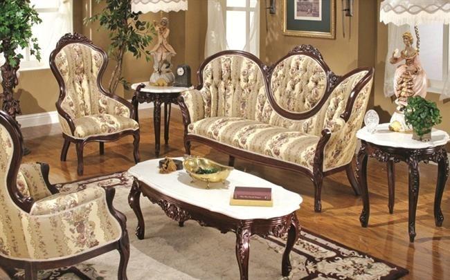 Vintage Home Decor Portland: Victorian Living Room Furniture Portland