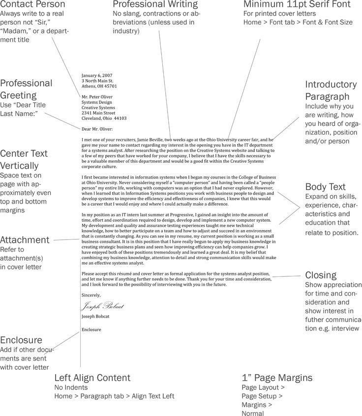 113 Best Cover Letter Images On Pinterest | Cover Letters, Resume