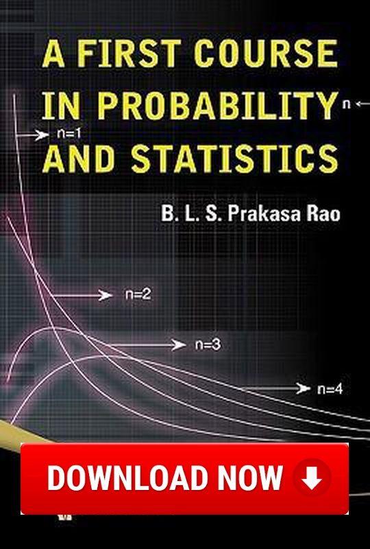 Oltre 25 fantastiche idee su probabilidad y estadistica pdf su first course in probability and statistics a read online download ebook for free fandeluxe Epub