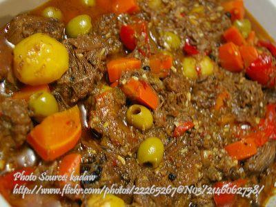 How To Cook Cheesy Beef Caldereta