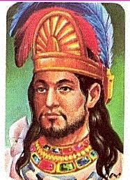 Moctezuma II, también se llama Montezuma, era el gobernante noveno de Tenochtitlán. Él  era el  líder desde 1502-1520. La primera contacto entre civilizaciones indígenas de Mesoamérica y los  europeos acaecer durante su reinado, y fue asesinado durante las etapas iniciales de la conquista española de México, cuando Conquistador Hernán Cortés y sus hombres lucharon para escapar la capital azteca Tenochtitlán. Durante su reinado, el imperio azteca alcanzo su  tamaño máximo.