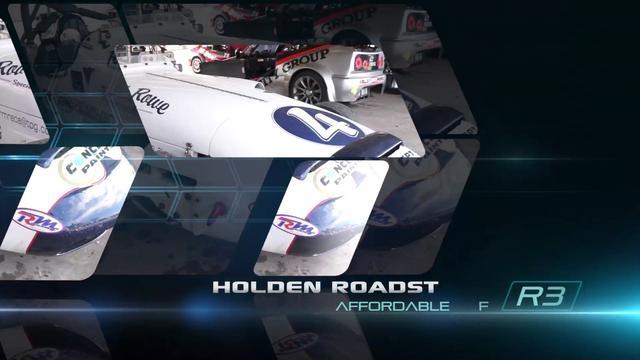 iRace Round 3 RocketSports Montage