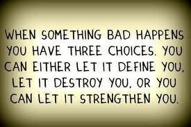 soooo true: Sayings, Life, Quotes, Truth, Thought, Three Choices, Bad, Inspirational