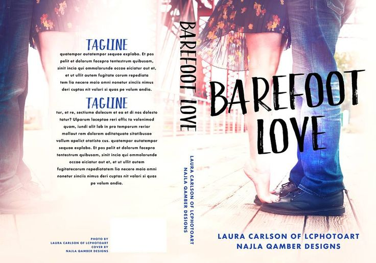 128 best nqdsold premade book covers images on pinterest premade sold exclusive premade barefoot love photo by lcphotoart llc cover by najla qamber fandeluxe Image collections