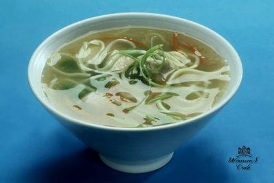 Куриный суп с лапшой | Женское кредо