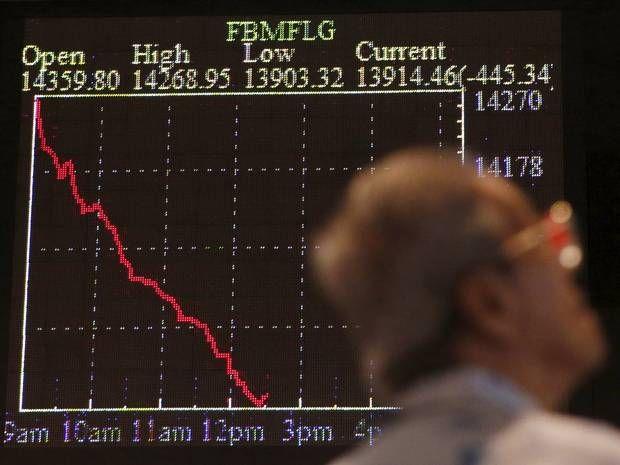 Stock up on canned food for stock market crash, warns former Gordon Brown adviser - UK Politics - UK - The Independent