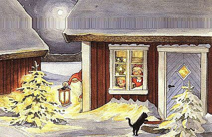 Ingebretsen's Scandinavian Gifts - Culture > Traditions > Legend of the Nisse and the Tomte