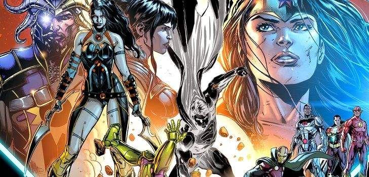 Darkseid War é a mais recente história épica da Liga da Justiça! Escrita por Geoff Johns a trama mostra diversos heróis mudando alguns de seus aspectos, planetas morrendo e diversas tramas clássicas da Liga da Justiça! Obviamente, Grandes SPOILERS da trama a seguir! A guerra entre o Darkseid e o Anti-Monitor estava ainda maior na …