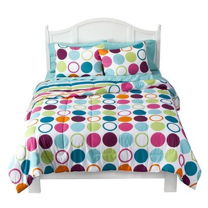 Xhilaration® Dot Comforter Set.Opens in a new window