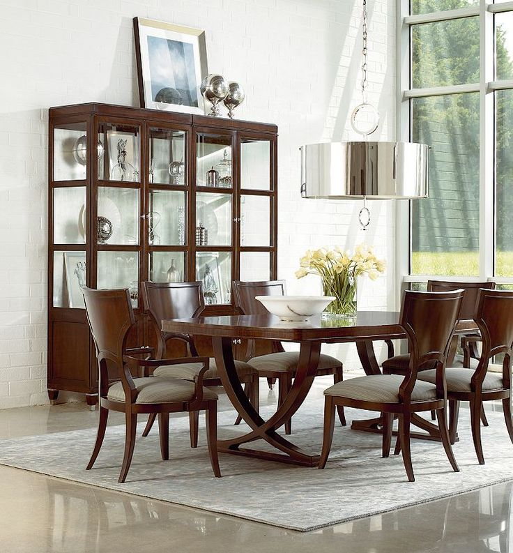 11 best Dining Room Collections images on Pinterest | Dining room ...