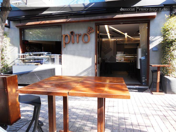 REALIZZAZIONE LOCALE COMMERCIALE _ PIRO' _ NAPOLI #bar #lounge #aperitf #food #pirò #Napoli #outdoor