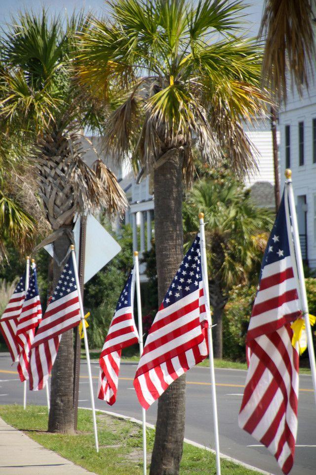 Happy July 4th from Charleston, SC!