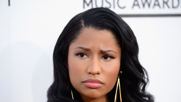 "In response to the artwork for Nicki Minaj's upcoming single, Anaconda, Chuck Creekmur, the CEO of AllHipHop.com wrote an open letter to the rapper essentially scolding her for the sexual nature of the cover. Nicki Minaj's New Album Art Is...Bold (NSFW) Nicki Minaj's New Album Art Is...Bold (NSFW) Nicki Minaj's New Album Art Is...Bold (NSFW) Nicki Minaj teased the release of her new single, ""Anaconda,"" by dropping the… Read more Read more"