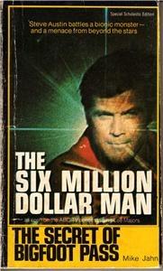 The Six Million Dollar Man---Lee Majors