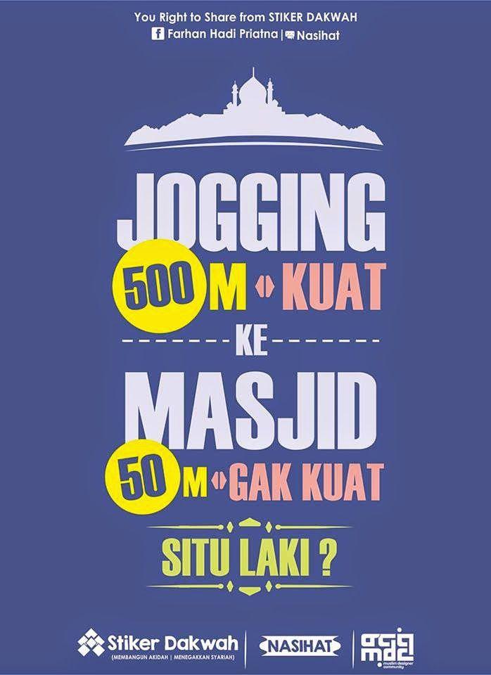 15 Desain Poster Dakwah Karya MDC (Muslim Designer Community) Part 4   Alul Stemaku